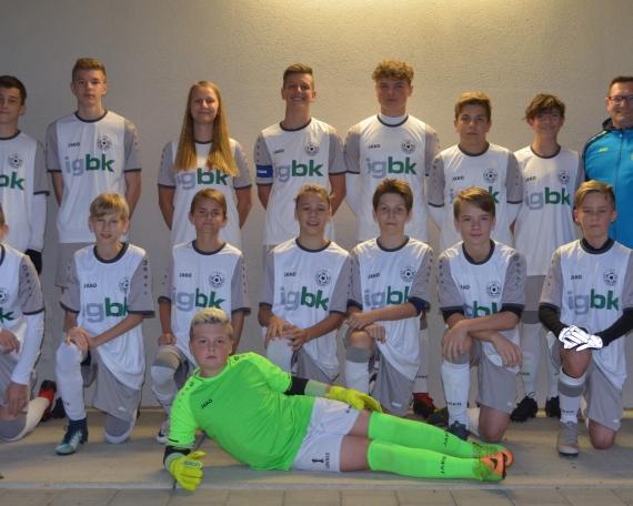 U16 Mannschaft