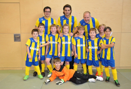 U11 Mannschaft